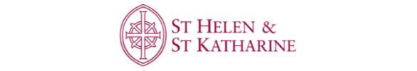 St Helen & St Katharine logo