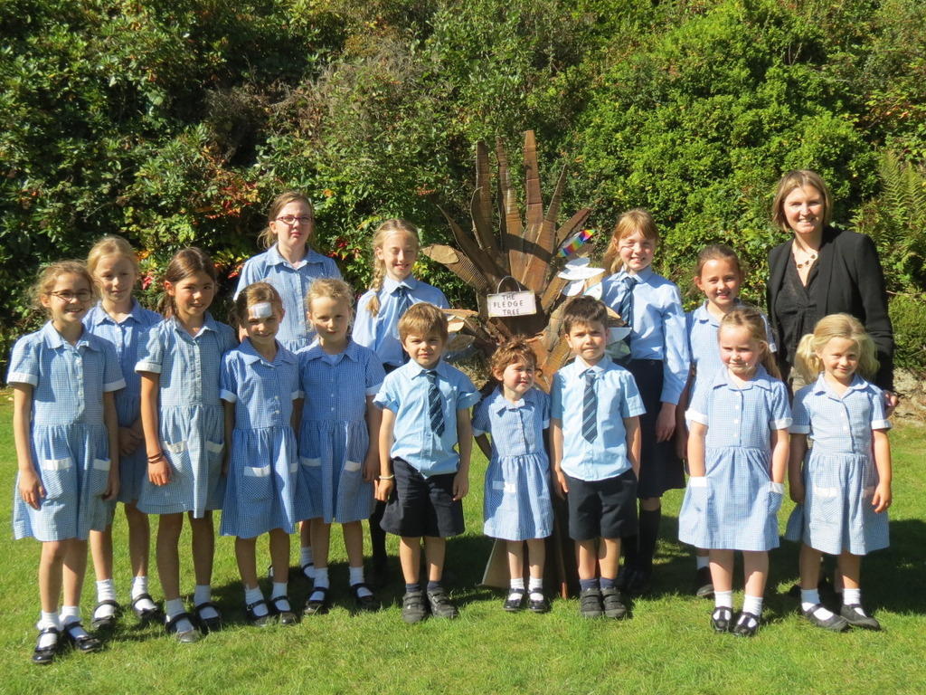Eco Monitors & Head Teacher