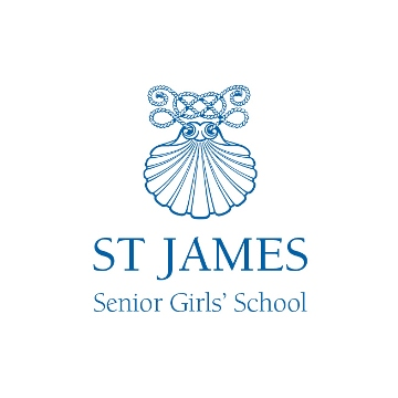 St James Senior Girls' School logo