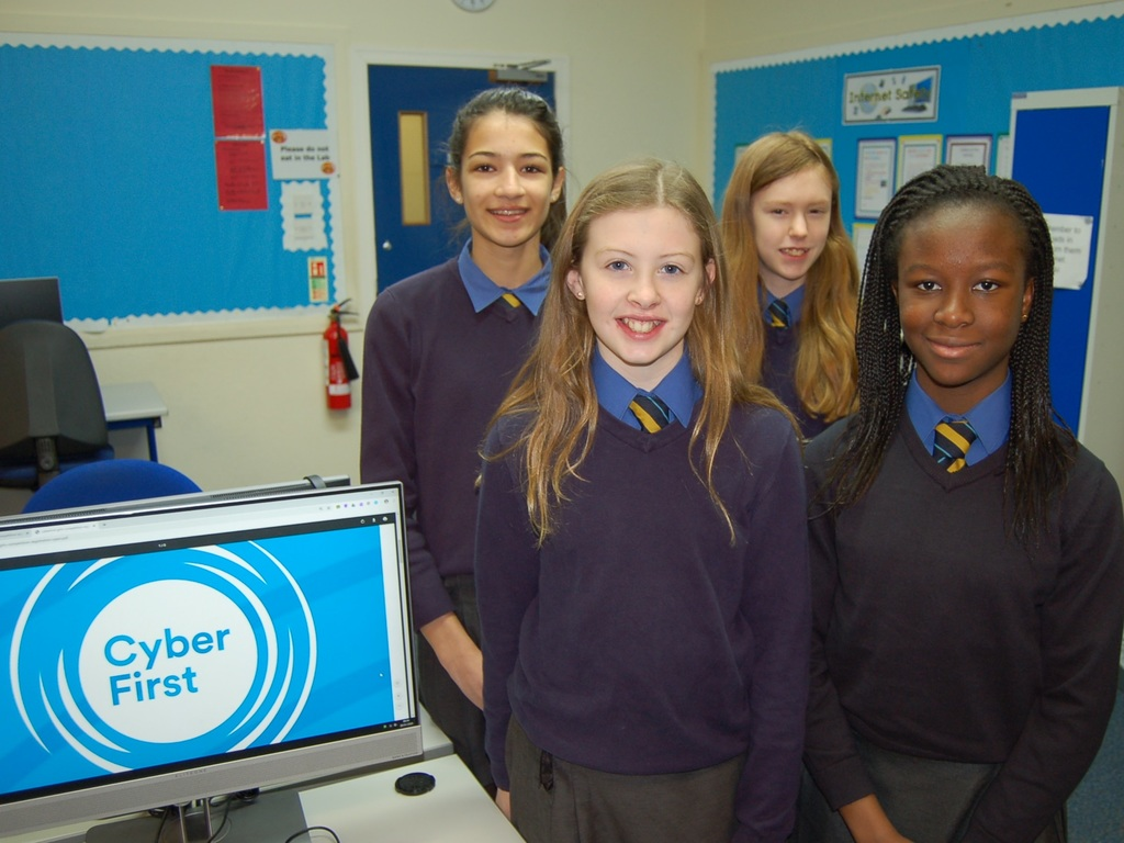 St Margaret's codebreakers reach semi-final of Cyber Security Competition