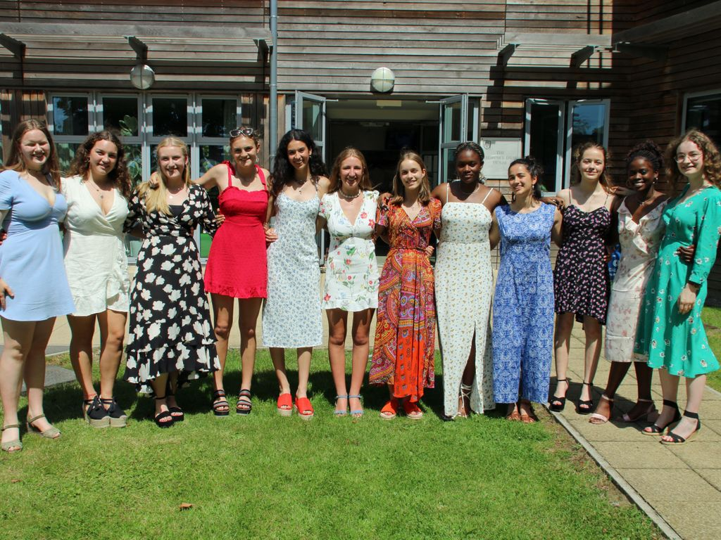 Head Girl's Team 2019-2020