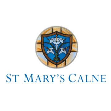 St Mary's Calne logo