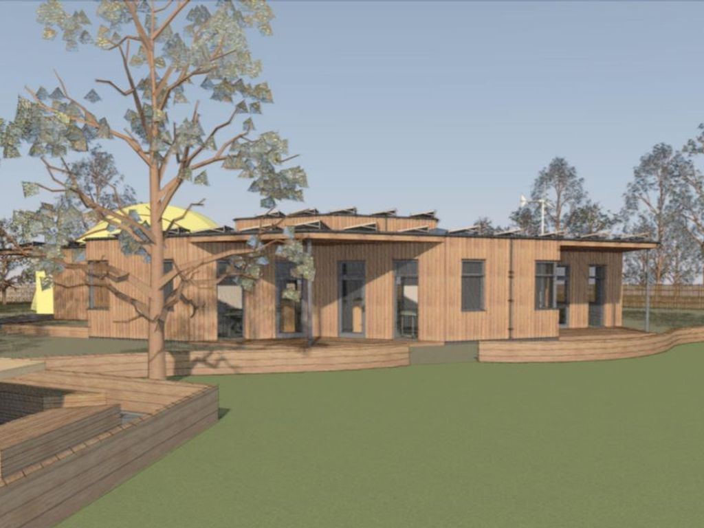 Student at St Mary's School, Cambridge wins Outdoor Learning Design Competition