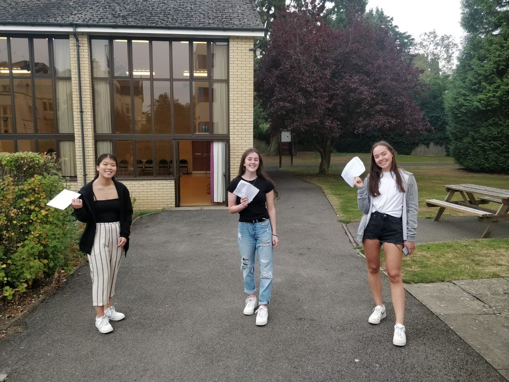 Excellent A level results for St Mary's, Gerrards Cross