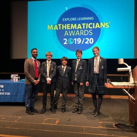 Stroud School Maths Award