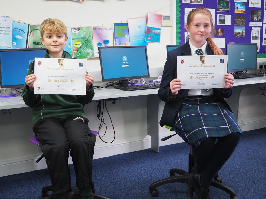 Some Stroud School Winners