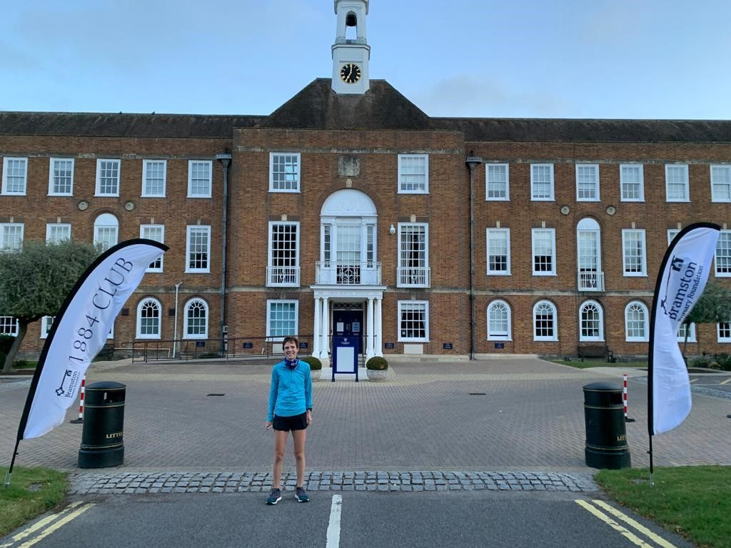 St Swithun's hosts virtual running challenge to raise money for girls in care