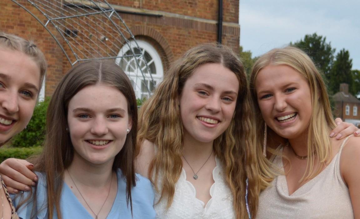 Top I/GCSE grades at St Swithun's School in 2019