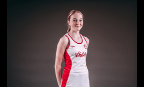 St Swithun's student and England U17 netball player Sophie Kelly