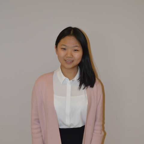 St Swithun's School student Hongzhou Luan from China, who was recently awarded the Jardine scholarship