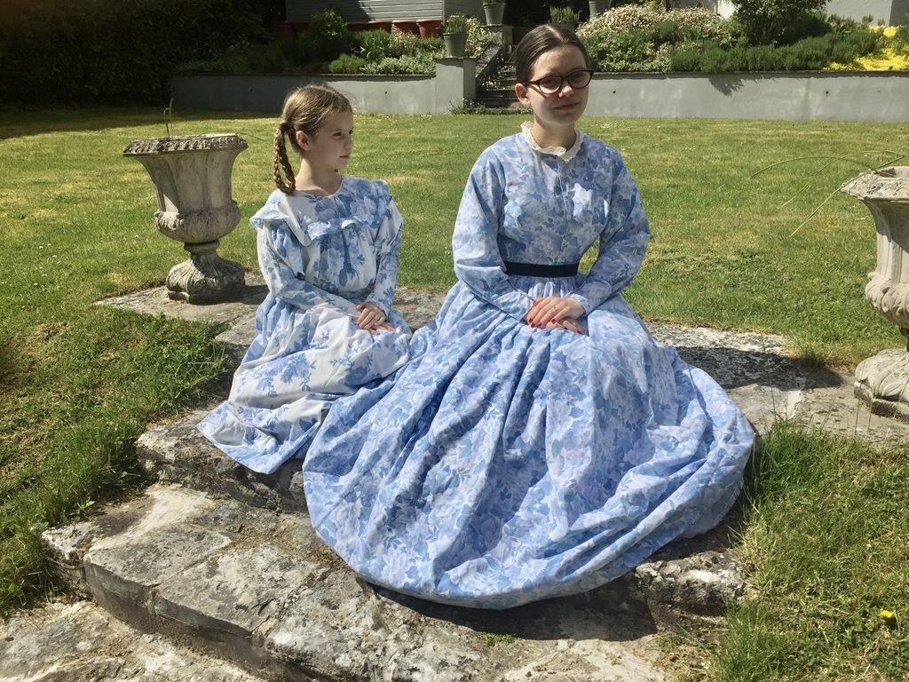 Historical Costume Sponsored Walk