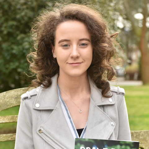 Self-published stock car racing sixth former Lucy wants to inspire young females