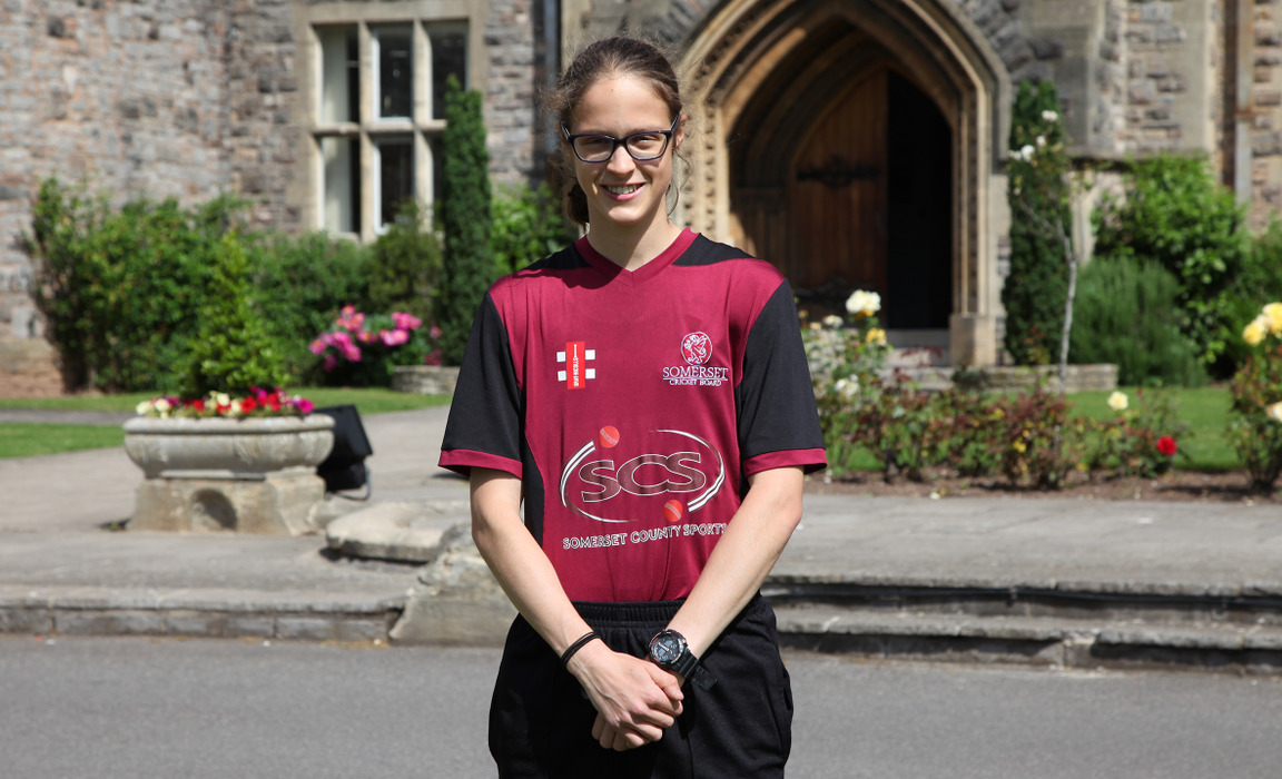 Anna Parkinson Somerset Women cricket