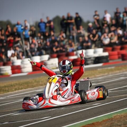 3 Bart Harrison wins Winter Cup in Valencia