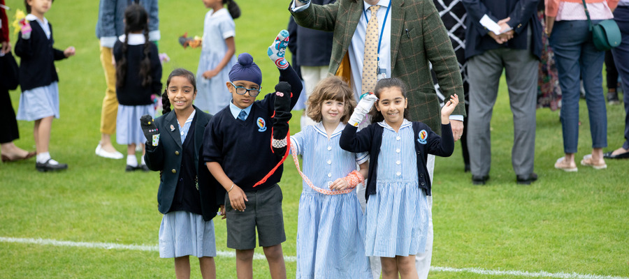 The Blue Coat School 043
