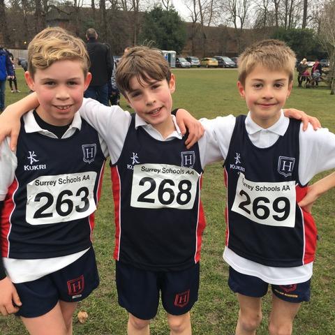 Surrey Primary Races (1)