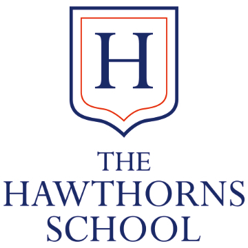 The Hawthorns School logo