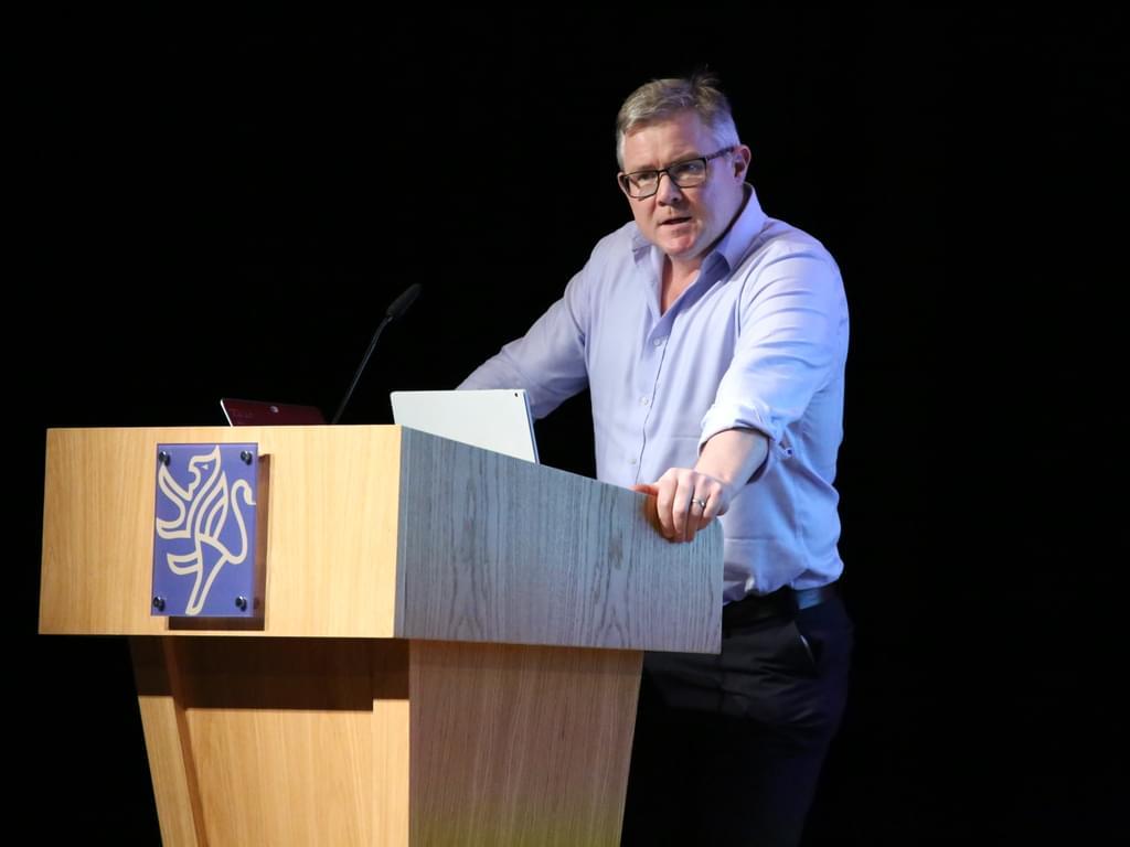 Professor Derek Gilroy