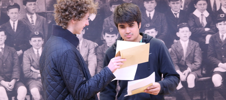 Asher Weisz and Arjun Cheema will both go to Oxford University