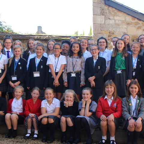 Be a Girl Chorister For a Day 2019