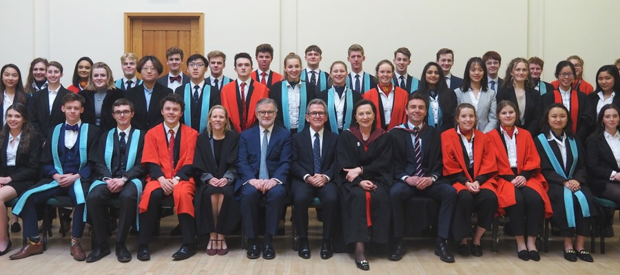 King's Ely Prizegiving 2019