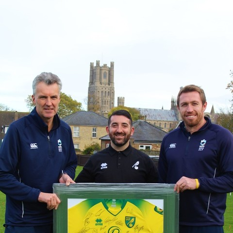 Norwich City FC RDP and King's Ely November 2019