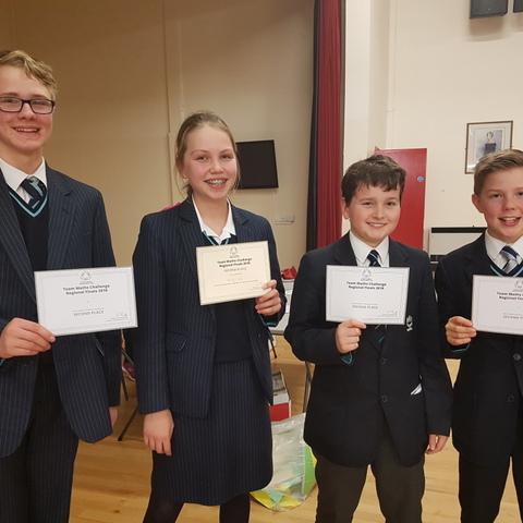 Team Maths Challenge 2018