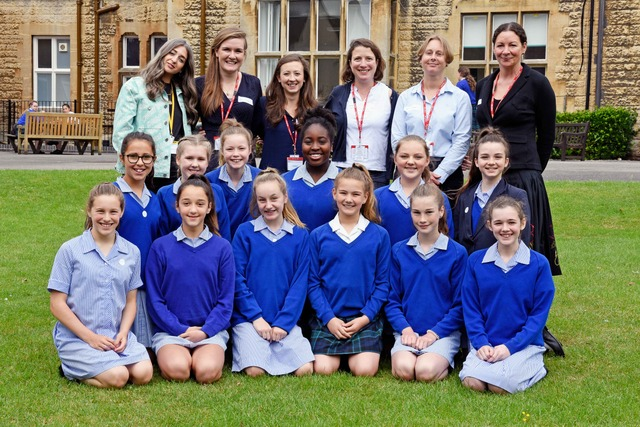 Industry Experts Inspire A New Generation of Kingsley Pupils