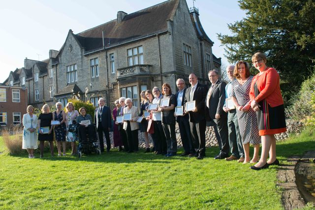 Recognising the Spirit of Community at Leamington Awards Ceremony