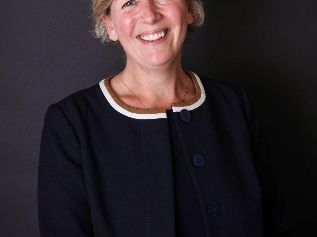 Mrs Joanne Smith Principal of The Marist School