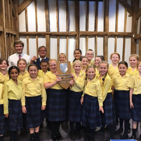 The Maristers Win at The Maidenhead Festival of Music and Dance