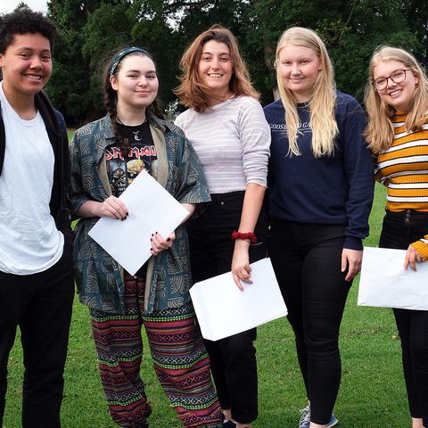 A Level Results 2019 - smaller