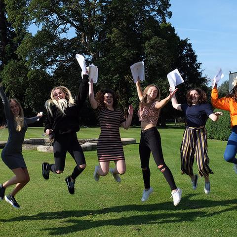 GCSE Jump for Joy