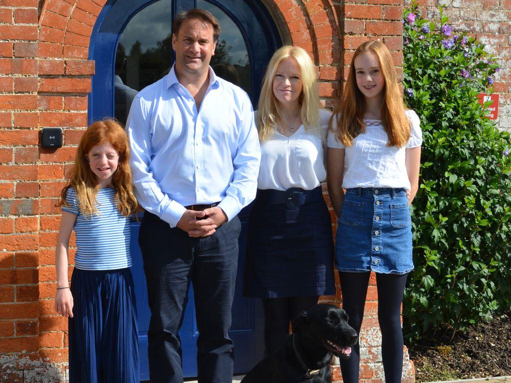 Harvey family pressburst