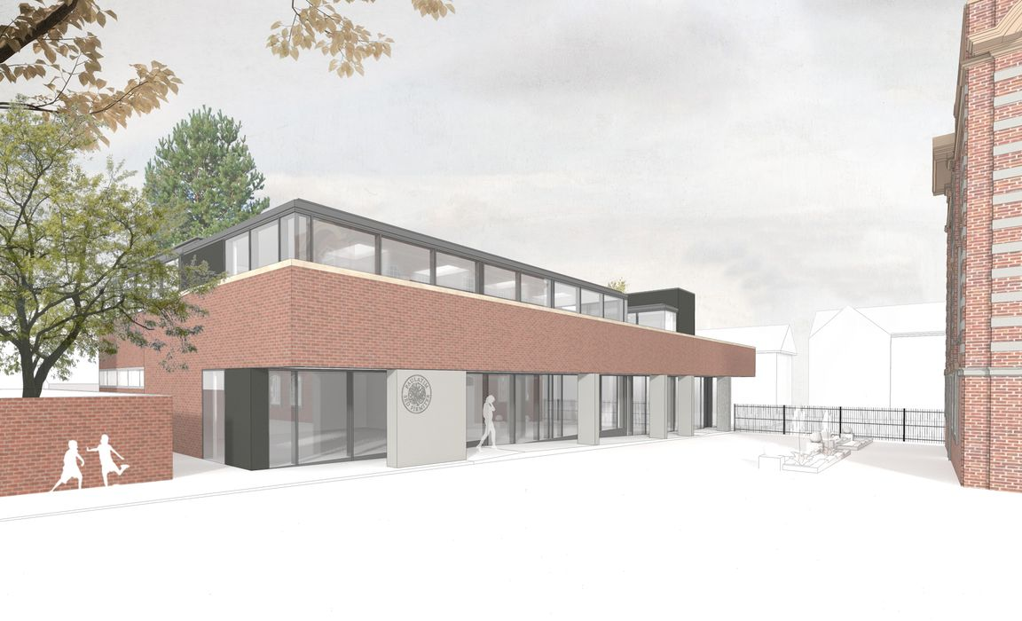 New Sixth Form Centre 1