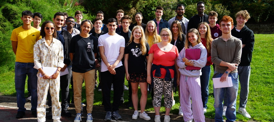 A Level Results (4)
