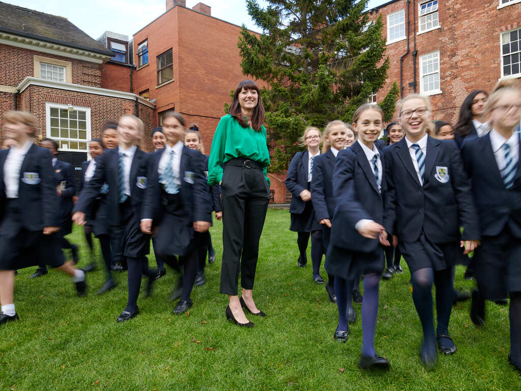 Wakefield Girls' High School is recognised as world class in recent awards