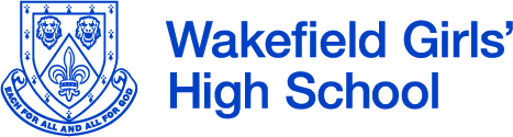 Wakefield Girls' High School logo
