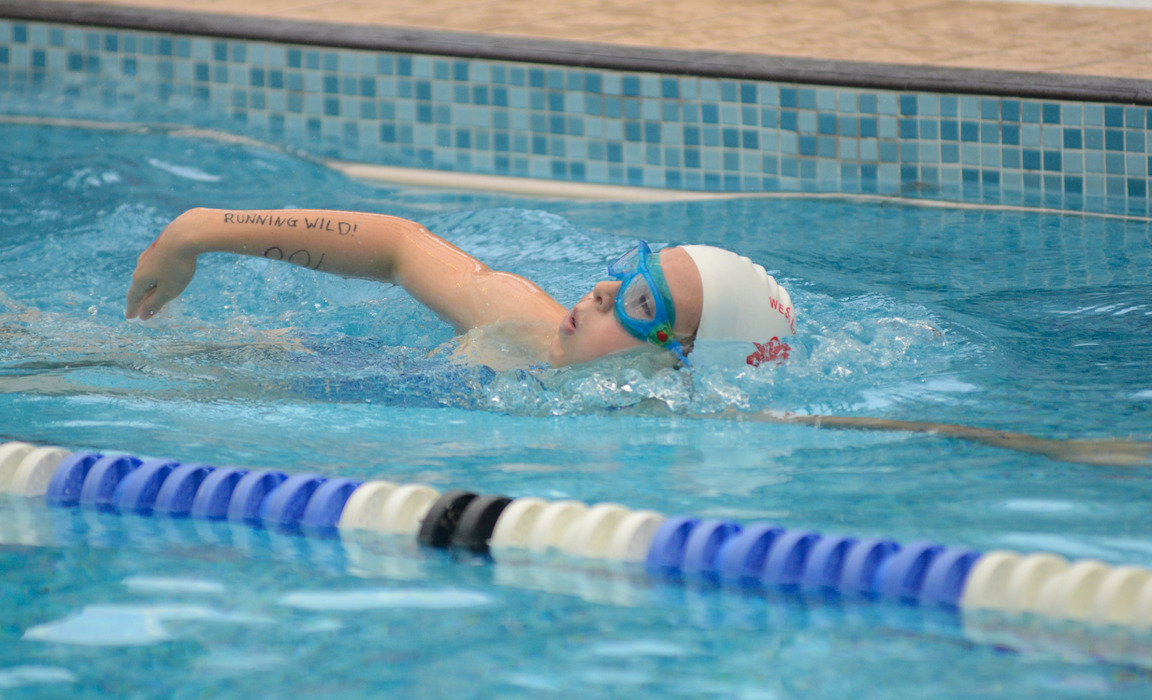 Westbourne House School Triathlon credit: DE Photo