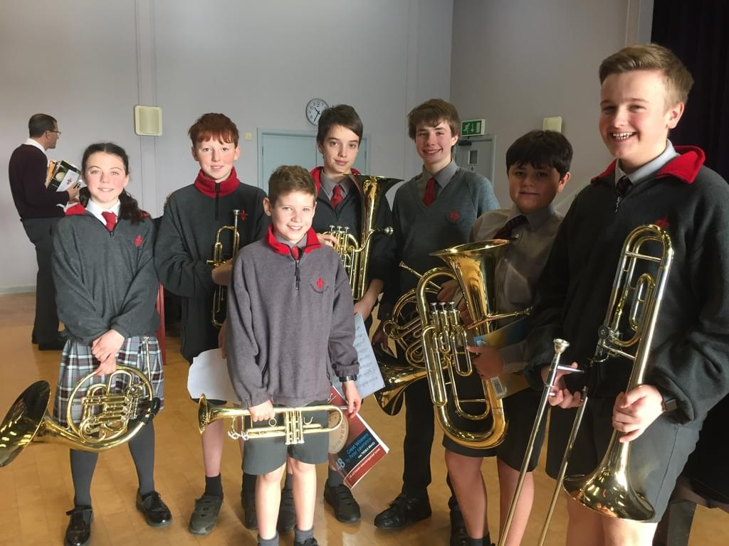 Advanced brass class