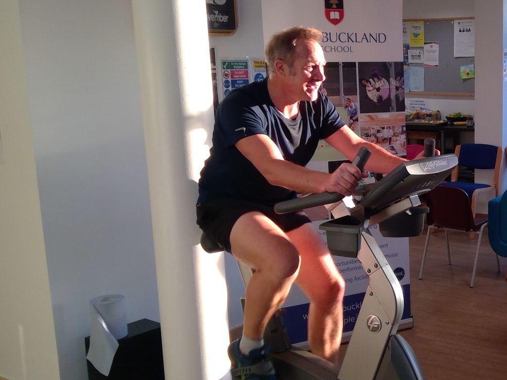 Headmaster cycling