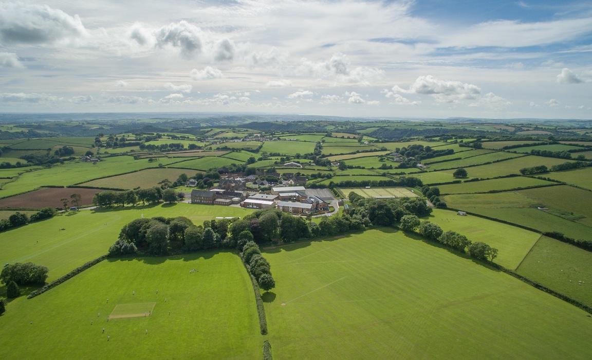 Westbuckland School Aerial images-10
