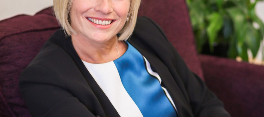 Lynne Horner, Principal of Westholme School, Lancashire