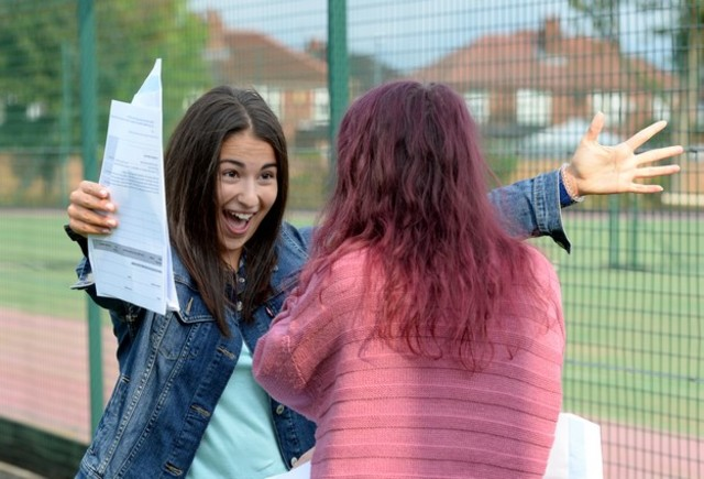 Withington celebrates another stellar year of GCSE results!