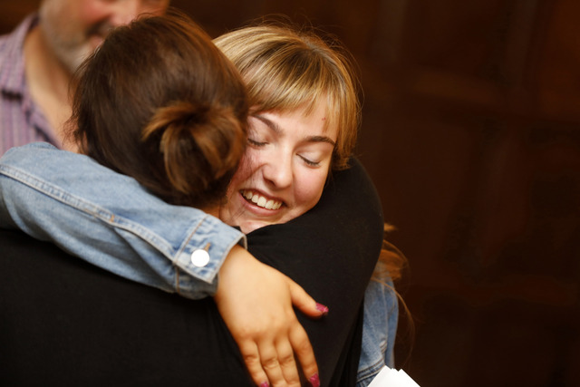 Woldingham girls relish new, harder GCSEs – 46% of all grades at A*/9-8