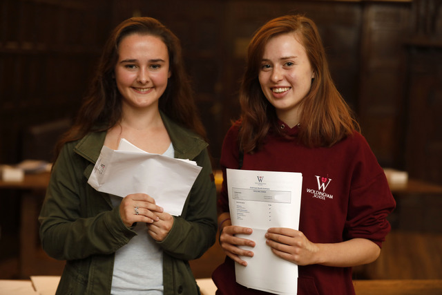 Woldingham girls shatter stereotypes with top STEM results