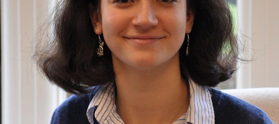 Natalia, UK Winner of Juvenes Translatores