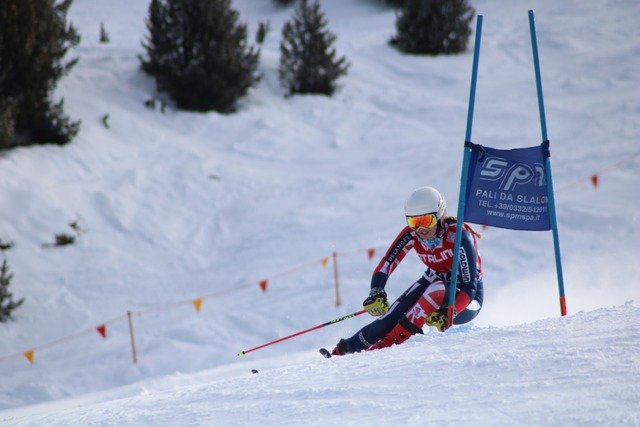 European Youth Olympic Winter Festival Selection For Woldingham School Skier