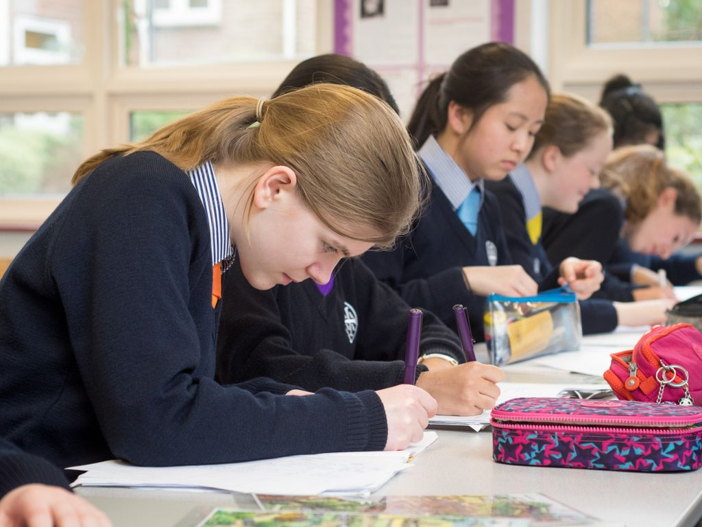Wycombe Abbey Congratulates GCSE Pupils