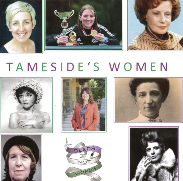 Tameside Women pressburst